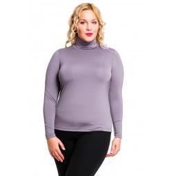 фото Водолазка Mondigo XL 204. Цвет: серый. Размер одежды: 48