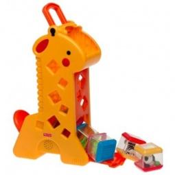 фото Игрушка развивающая Fisher Price Жираф