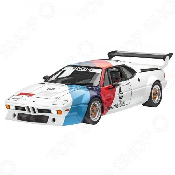 Сборная модель автомобиля Revell BMW M1 PROCAR