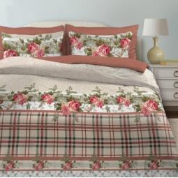 фото Комплект постельного белья Любимый дом «Моника». 1,5-спальный