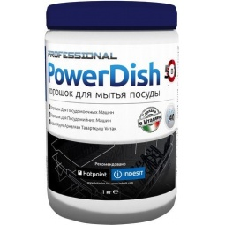 Купить Порошок для посудомоечных машин Indesit C00092109 Powerdish