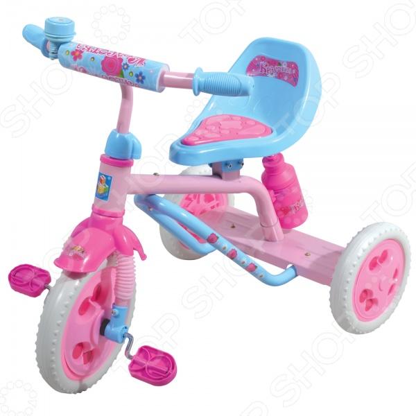 Велосипед трехколесный 1 Toy Т57605 «Красотка»