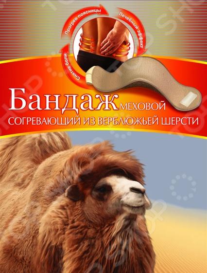 Пояс из верблюжьей шерсти Элеганс 110