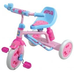 Купить Велосипед трехколесный 1 Toy Т57605 «Красотка»