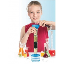 Купить Набор для опытов по очистке воды Bradex «Юный учёный»