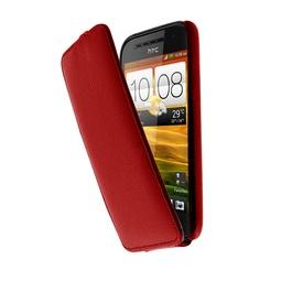 фото Чехол LaZarr Protective Case для HTC Desire C. Цвет: красный