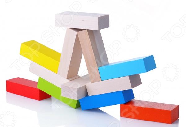 Игрушка деревянная Alatoys «Кирпичики» НКП1210Деревянные игрушки для малышей<br>Игрушка деревянная Alatoys Кирпичики НКП1210 предназначены для таких маленьких, но уже таких любознательных малышей. Набор включает в себя 12 элементов, 6 из которых раскрашены безопасными акриловыми красками. С их помощью можно выстраивать башенки, домики, заборчики и прочее. Представленная модель способствует развитию усидчивости, зрительной координации, воображения и мелкой моторики рук ребенка. Кроме того, игра в кубики познакомит вашего ангелочка с некоторыми законами физики и геометрии.<br>