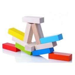 Купить Игрушка деревянная Alatoys «Кирпичики» НКП1210