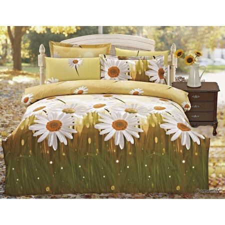 Купить Комплект постельного белья Jardin Camomile. 2-спальный