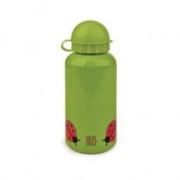 фото Бутылка для воды детская IRIS Barcelona Snack Rico. Цвет: зеленый