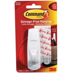 Купить Крючок Command 17003