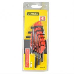Купить Набор шестигранников STANLEY 0-69-251
