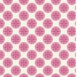 фото Отрез ткани Tilda Инки. Цвет: красный