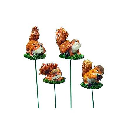 Купить Штекер декоративный GREEN APPLE GA200-03 «Бурундук». В ассортименте