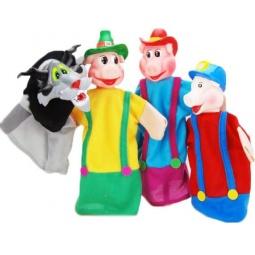 Купить Набор для кукольного театра Жирафики «Три поросенка»