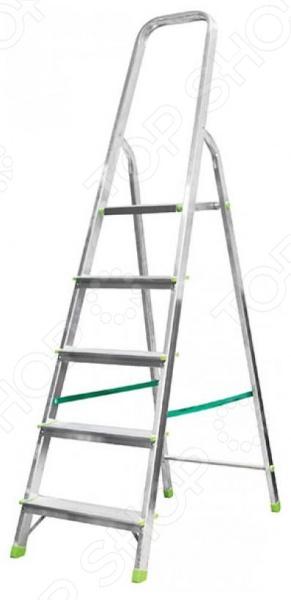 Лестница-стремянка алюминиевая РОС 6535