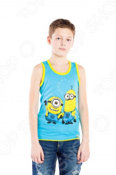 Майка для мальчика Friendly Minions
