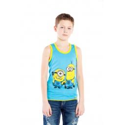 Купить Майка для мальчика Friendly Minions