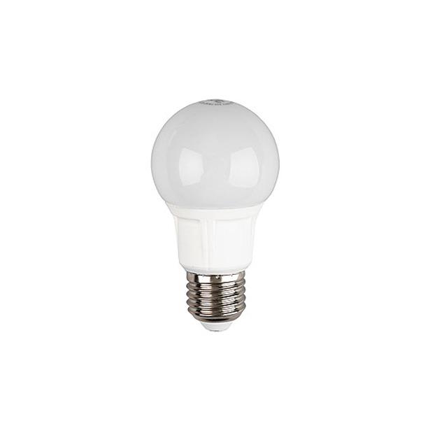 фото Лампа светодиодная Эра A60. Цветовая температура: 4000К. Мощность: 7 Вт