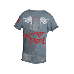 фото Футболка Warrior Poet One The Air SS T-Shirt. Рост: 128-140 см