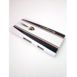фото Чехол Lambordghini Cover Superleggera D1 для Sony Xperia S. Цвет: белый