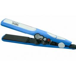 фото Щипцы для волос Delta DL-0507. Цвет: синий
