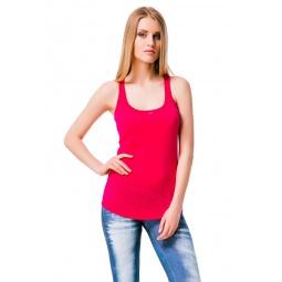 фото Майка Mondigo 8462. Цвет: малиновый. Размер одежды: 46