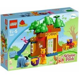 фото Конструктор LEGO Дом медвежонка Винни