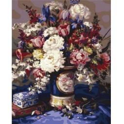 Купить Набор для рисования по номерам PLAID «Мамина итальянская ваза»