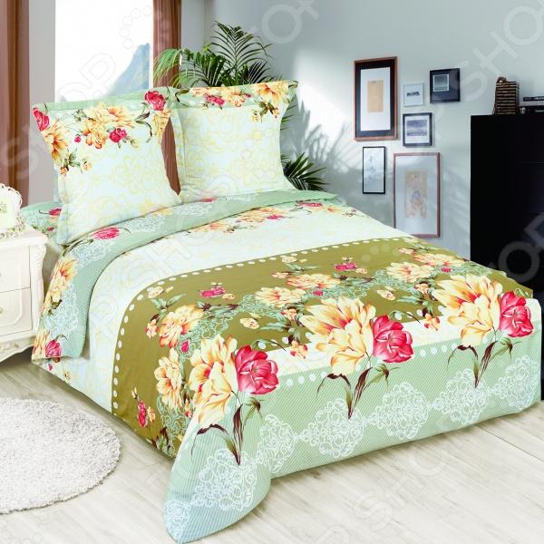 Комплект постельного белья Amore Mio Dekor. Poplin. СемейныйСемейные<br>Комплект постельного белья Amore Mio Dekor. Poplin это удобное постельное белье, которое подойдет для ежедневного использования. Чтобы ваш сон всегда был приятным, а пробуждение легким, необходимо подобрать то постельное белье, которое будет соответствовать всем вашим пожеланиям. Приятный цвет, нежный принт и высокое качество ткани обеспечат вам крепкий и спокойный сон. 100 хлопок, из которого сшит комплект отличается следующими качествами:  достаточно мягка и приятна на ощупь, не имеет склонности к скатыванию, линянию, протиранию, обладает повышенной гигроскопичностью, практически не мнется, не растягивается, не садится, не выгорает, гипоаллергенна, хорошо отстирывается и не теряет при этом своих насыщенных цветов;  ворсинки равномерно распределяют статическое электричество;  это самая современная фотопечать, которая прекрасно передает цвет и мельчайшие детали изображения;  за счёт специального переплетения волокон ткань устойчива к механическим воздействиям. Перед первым применением комплект постельного белья рекомендуется постирать. Перед стиркой выверните наизнанку наволочки и пододеяльник. Для сохранения цвета не используйте порошки, которые содержат отбеливатель. Рекомендуемая температура стирки: 40 С и ниже без использования кондиционера или смягчителя воды.<br>