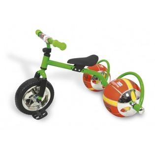 Купить Велосипед с колесами в виде мячей Bradex «Баскетбайк»