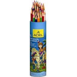 Купить Набор карандашей цветных ADEL Colour 211-2375-003