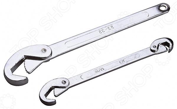 Набор ключей универсальных Stayer 2756-H2 набор ключей трубных stayer 2719 h6