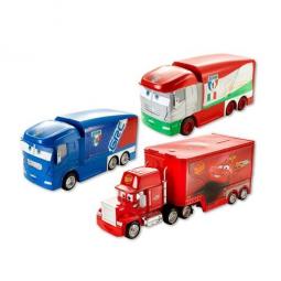 фото Машинка игрушечная Mattel Трейлер для трюковых машин. В ассортименте