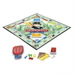 фото Настольная игра Hasbro «Монополия с банковскими карточками»