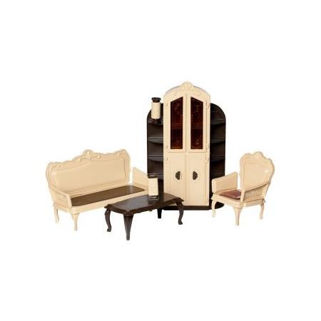 Купить Набор мебели игрушечный Огонек для гостиной «Коллекция»