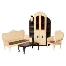 фото Набор мебели игрушечный Огонек для гостиной «Коллекция»