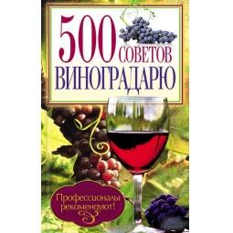 Купить 500 советов виноградарю
