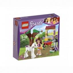 фото Конструктор LEGO Маленькая лошадка Оливии