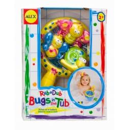 фото Набор игрушек для ванны Alex «Поймай бабочку»