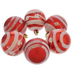 фото Набор новогодних шаров Феникс-Презент 35504