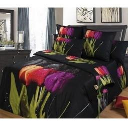 фото Комплект постельного белья АртПостель «Ночное рандеву». 1,5-спальный