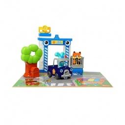 фото Набор игровой для ребенка Ouaps «Бани. Полицейская станция»