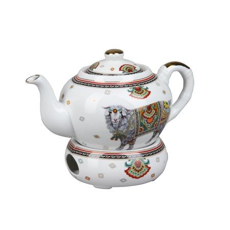 Купить Чайник заварочный с подогревом Rosenberg 8049