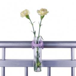 фото Ваза для балкона MyBalconia Udonvase. Цвет: фиолетовый