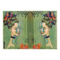 фото Обложка для паспорта двухсторонняя Mitya Veselkov «Мадам»
