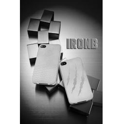 фото Чехол и пленка на экран Muvit IronB Crash Back Cover для iPhone 4S
