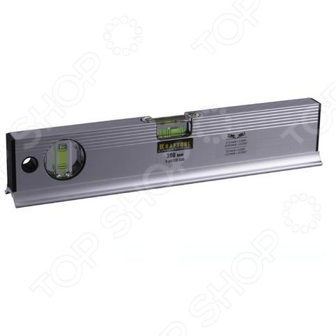 Уровень Kraftool Pro 1-34733  уровень для водных работ 300 мм kraftool 1 34733 030