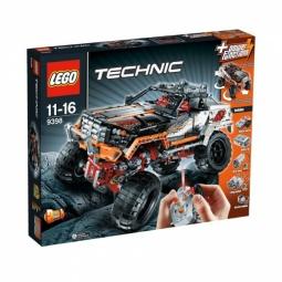 фото Конструктор LEGO Внедорожник 4х4