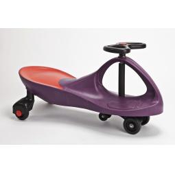 фото Машина детская Bradex Bibicar. Цвет: фиолетовый. Материал колес: пластик